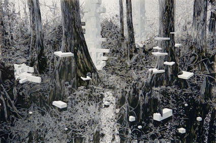 The Return - Daniel Arsham